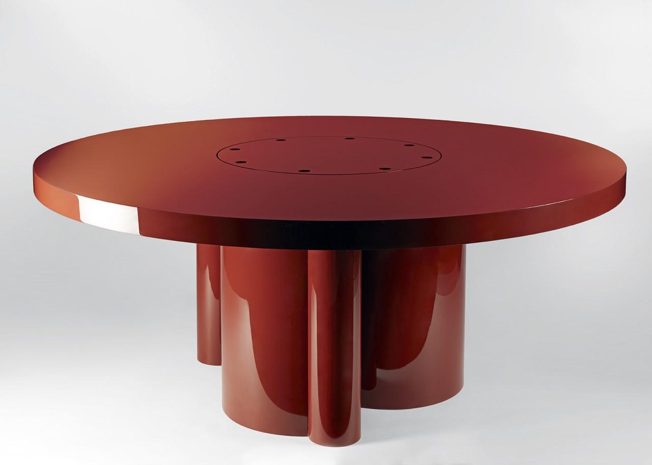 gisbertpoeppler.com CHERRY TABLE